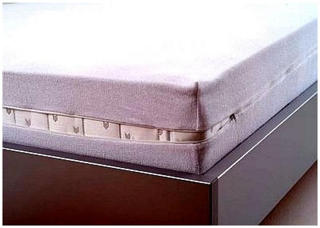 encasing matratzenschutzbezug als vollschutz rundum mit rei verschluss f r eine matratze 100 x. Black Bedroom Furniture Sets. Home Design Ideas